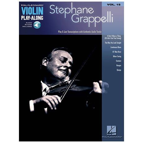 Grappelli, S.: (+CD)