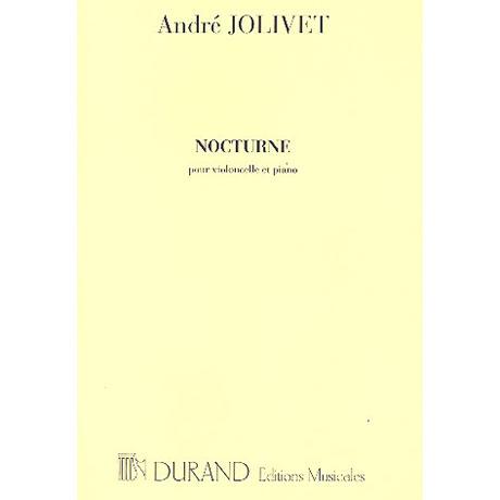 Jolivet, A.: Nocturne
