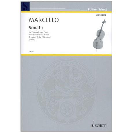 Marcello, B.: Sonate D-Dur