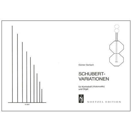 Gerlach, G.: Schubert-Variationen