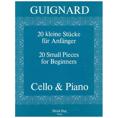 Guignard, E.: 20 kleine Stücke für Anfänger