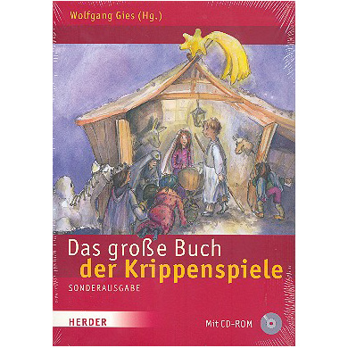 Das große Buch der Krippenspiele (+CD-ROM)
