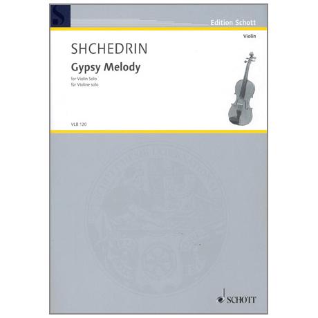 Chtchedrine, R.: Gypsy Melody