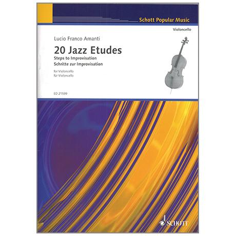 Amanti, L.F.: 20 Jazz Etüden