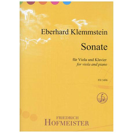 Klemmstein, E.: Sonate