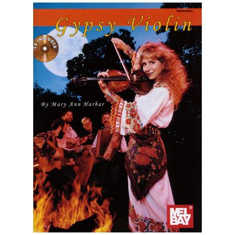 Mel Bay's Gypsy Violin (+CD)