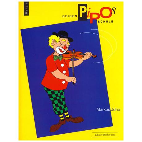 Joho: Pipos Geigenschule Band 1
