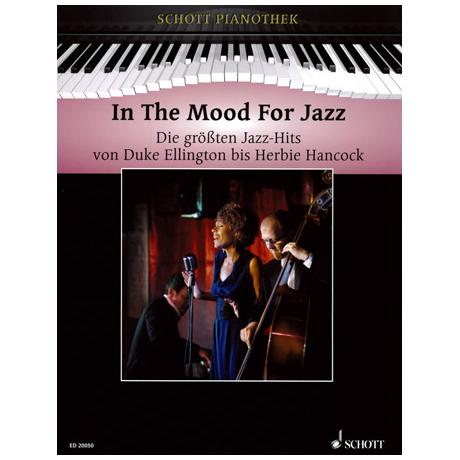 Schott Pianothek - In the mood for Jazz