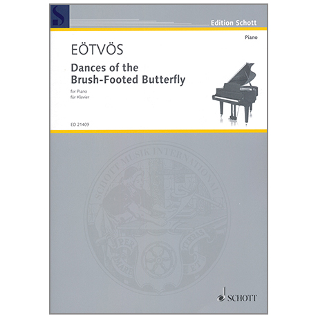 Eötvös: Dances of the brush-footed Butterfly