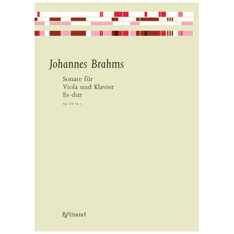 Brahms, J.: Sonate Op. 120/2 Es-Dur