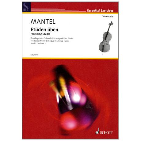 Mantel, G.: Etüden üben Band 1