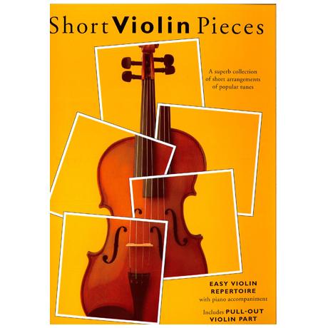 Short Violin Pieces - Easy Violin Repertoire