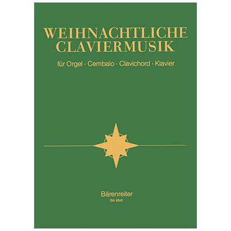 Weihnachtliche Claviermusik