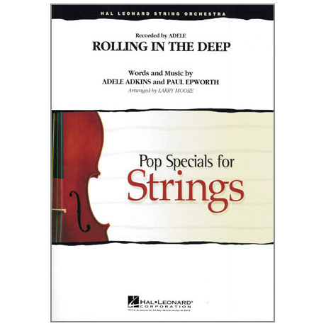 Pop Specials for Strings - Adele: Rolling in the Deep