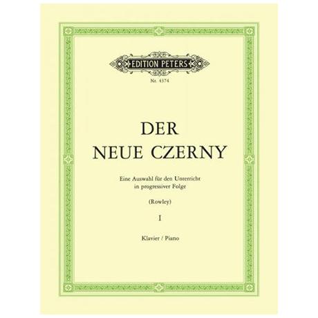 Der Neue Czerny Band I