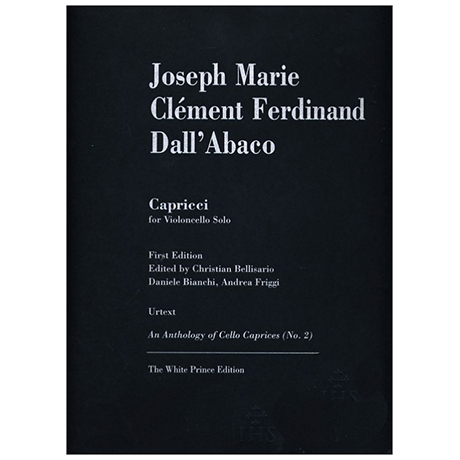 Dall'Abaco, J.C.F.: 11 Capricci