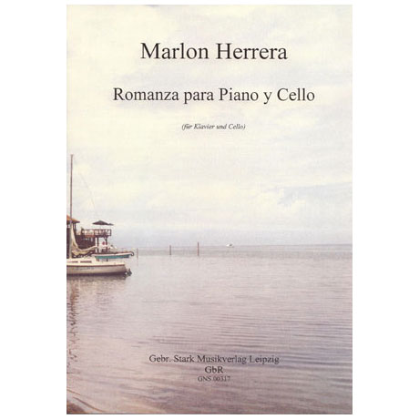 Herrera, M.: Romanza para Piano y Cello