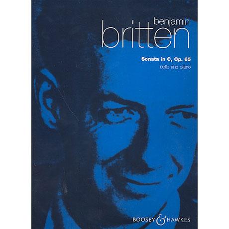Britten, B.: Sonate Op. 65 C-Dur