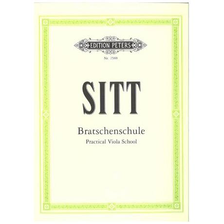 Sitt, H.: (Praktische) Bratschenschule