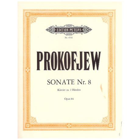 Prokofjew, S.: Sonate Nr. 8 Op. 84