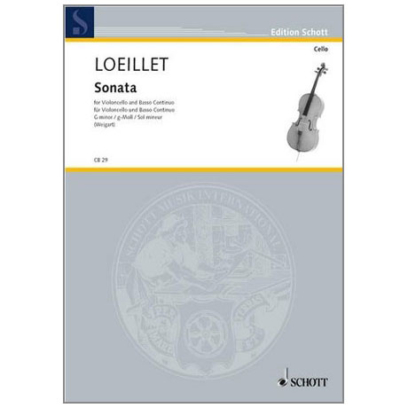 Loeillet, J.B.: Sonata g-Moll