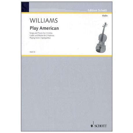 Williams, B.: Play American