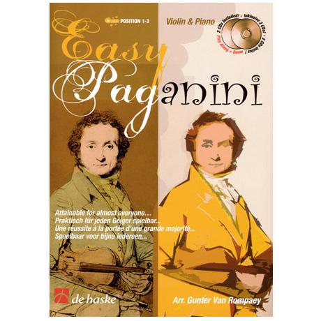 Easy Paganini (+2CDs)