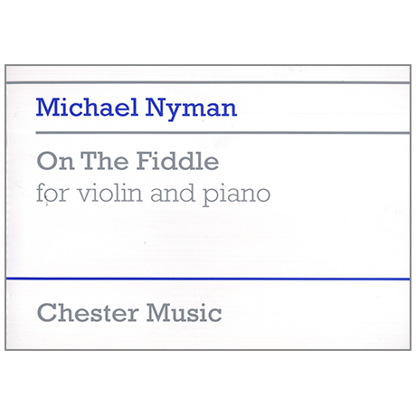 Nyman, M.: On The Fiddle