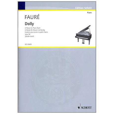 Fauré, G.: Dolly, Op. 56