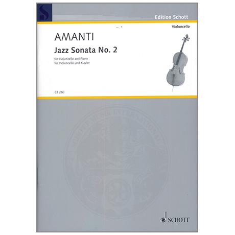 Amanti, L.F.: Jazz Sonate Nr.2