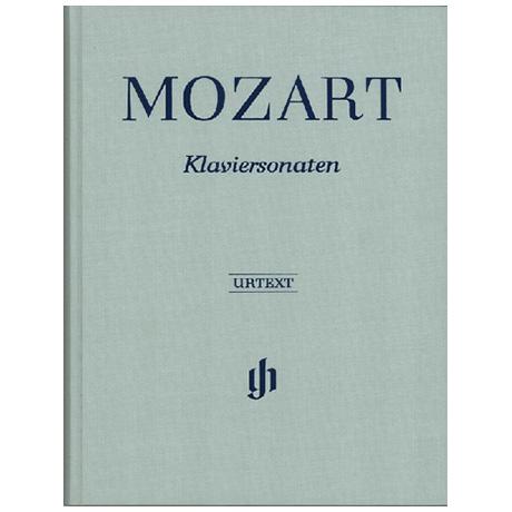 Mozart, W. A.: Sämtliche Klaviersonaten in einem Band