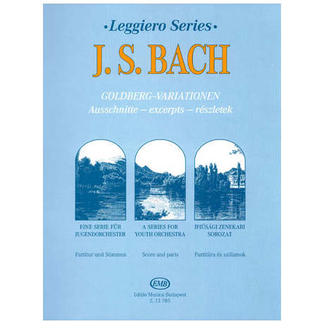 Leggiero - Bach: Goldberg Variationen