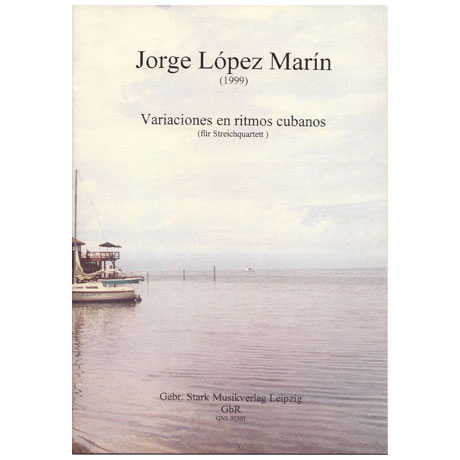 Marin, J. L.: Variaciones en ritmos cubano