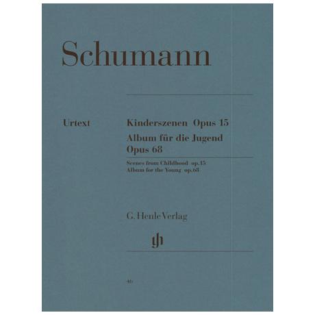 Schumann, R.: Album für die Jugend Op. 68 und Kinderszenen