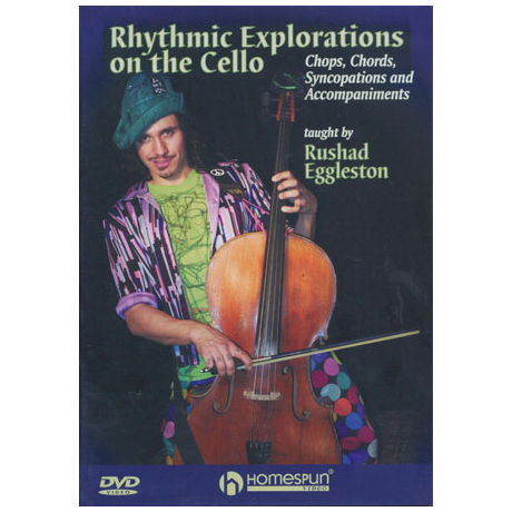 Egglestone: Rhythmic Explorations On The Cello