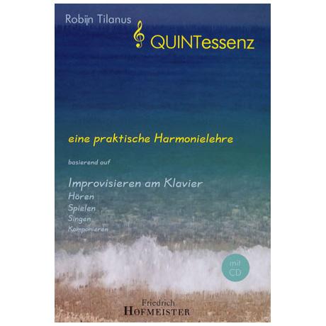 Tilanus, R.: Quintessenz (+CD)