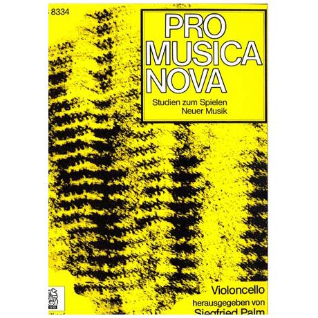 Palm, S.: Studien zum Spielen Neuer Musik