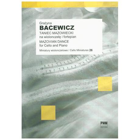 Bacewicz, G.: Taniec mazowiecki (Tanz Mazurka)