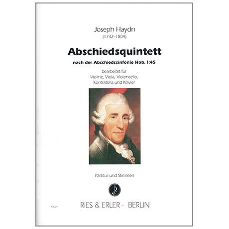 Haydn: Abschiedsquintett