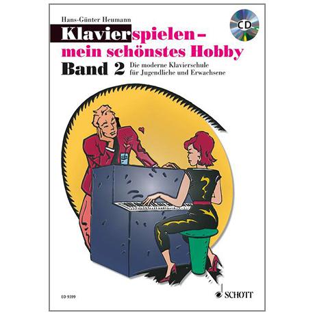 Heumann, H.-G.: Klavier spielen mein schönstes Hobby Band 2