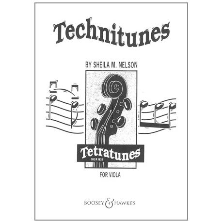 Nelson, S.: Technitunes