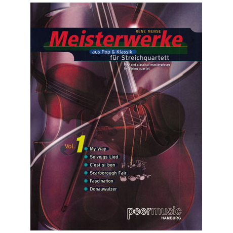 Meisterwerke aus Pop und Klassik Band 1