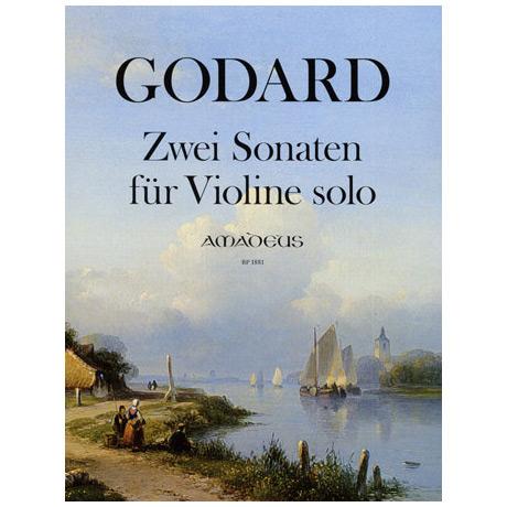 Godard: 2 Sonaten