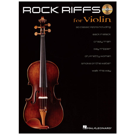 Rock Riffs (+CD)