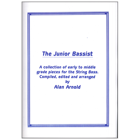 Arnold, A.: The Junior Bassist