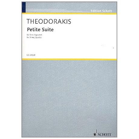 Theodorakis, M.: Petite Suite