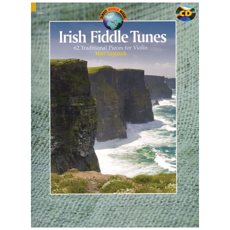 Cranitch: Irish Fiddle Tunes (+CD)