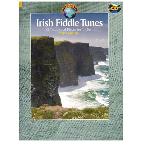 Cranitch, M.: Irish Fiddle Tunes (+CD)