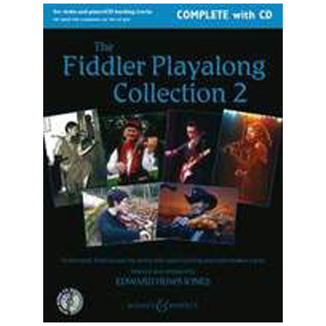The Fiddler Playalong Collection Vol. 2 (+CD)