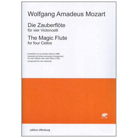 Mozart, W. A.: Die Zauberflöte